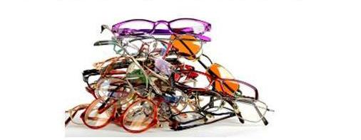 6ee85f4ee3 EyeGlassesMod2Pile. One-Sight dispenses 100% new eyewear to patients. Used  eyewear donations ...